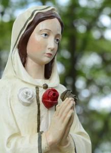 Os pedidos e as promessas de Nossa Senhora Rosa Mística