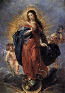 A Imaculada Conceição e a superabundância da graça