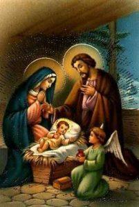 O Natal de Jesus e a obediência de fé de Maria