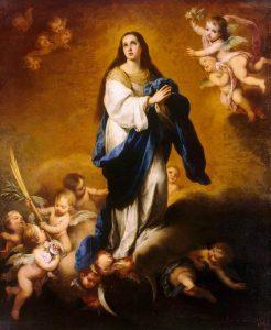 A verdadeira devoção a Virgem Maria como sinal infalível de salvação para a humanidade