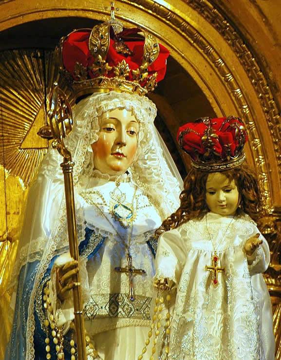 Imagem milagrosa de Nossa Senhora do Bom Sucesso