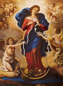 O Santo Padre, Papa Francisco, nos ajuda a compreender como foi a fé de Maria e qual o seu efeito em nossas vidas.