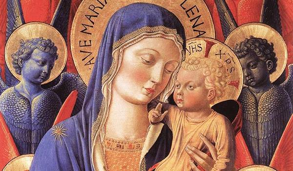 Vivamos esta Quaresma do Ano da Misericórdia com a Virgem Maria, a Mãe da Misericórdia.