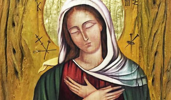 A Virgem Maria viveu o silêncio e a solidão em vista da sua vocação, de ser a Mãe de Jesus Cristo e da Igreja.