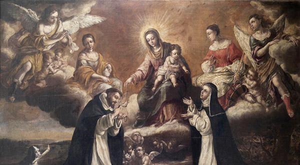 Conheça o poder extraordinário da Virgem Maria e a eficácia sobrenatural do Santo Rosário contra os poderes do mal.