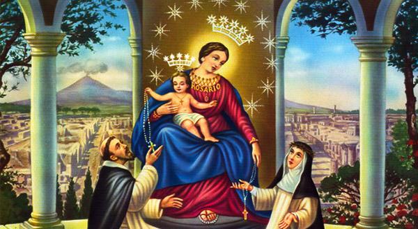 Festas Marianas Do Mês De Outubro Nossa Senhora Do: Outubro, Mês De Nossa Senhora E Do Rosário