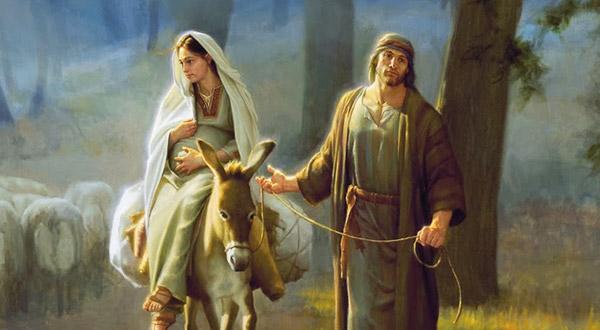 Resultado de imagem para JOSÉ DEUS VENTRE DE MARIA