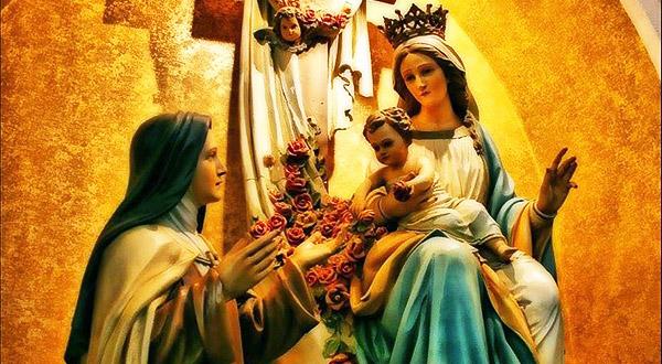 Conheça um belíssimo poema de Santa Teresinha do Menino Jesus, que expressa todo seu amor a Virgem Maria.