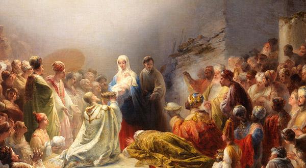 Meditemos com Santo Afonso Maria sobre a profundidade do mistério da Epifania do Senhor Jesus Cristo.