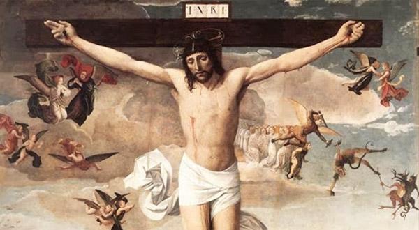 Meditemos com Santo Afonso Maria de Ligório o mistério das dores e da morte do Senhor Jesus Cristo.