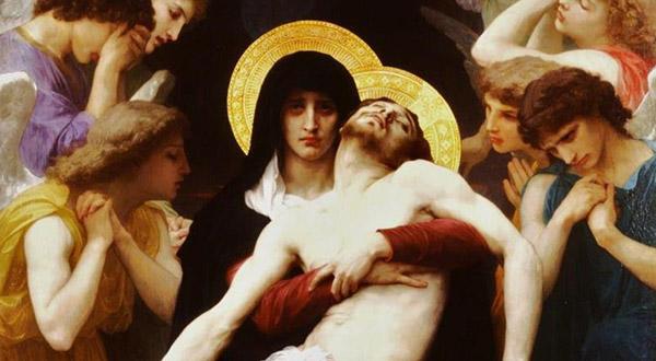 Especialmente neste Ano Mariano, rezemos juntos, com muita fé e devoção, a Coroa das Sete Dores da Virgem Maria.