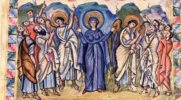 Conheça o significado mais profundo da presença da Virgem Maria no Mistério da Ascensão do Senhor Jesus Cristo.