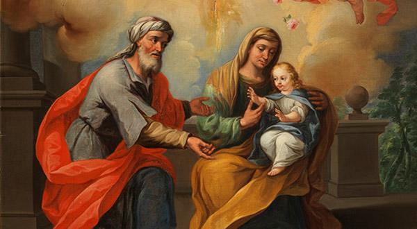 Saiba qual é a razão mais profunda da devoção a São Joaquim e Santa Ana, os santos pais de Maria Santíssima.
