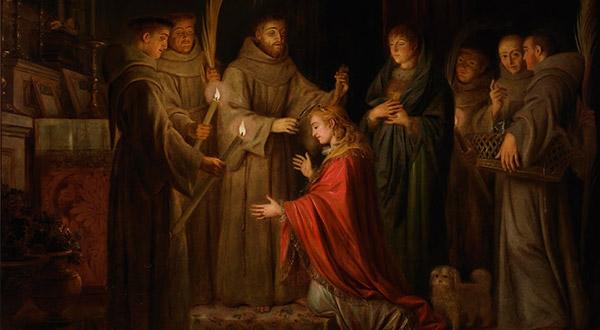 Conheça qual a importância da devoção a Virgem Maria na vocação de Santa Clara de Assis.