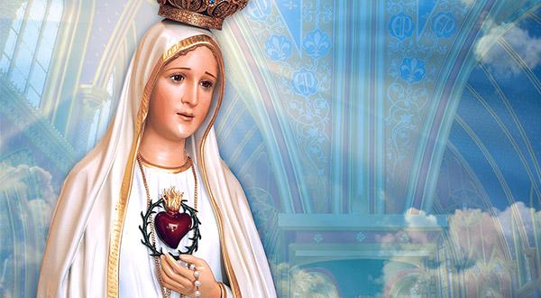 Neste Ano Nacional Mariano, aprendamos a amar com o Coração Imaculado da Virgem Maria.
