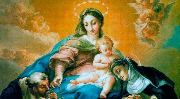 Saiba por que o Santo Rosário é uma oração de súplica Jesus Cristo com a Virgem Maria e de meditação cristológico-mariana.