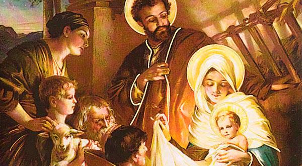 Meditemos sobre o auxílio da Virgem Maria para que possamos verdadeiramente amar Jesus Cristo, o Verbo de Deus encarnado.