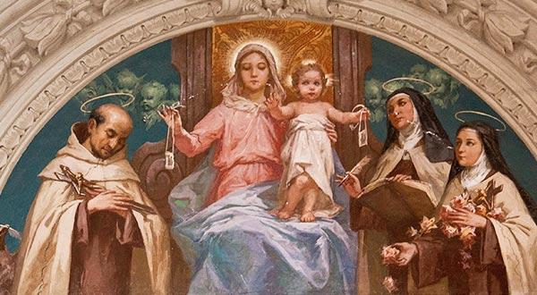 A necessidade da devoção e da oração a Nossa Senhora para a nossa santificação e a salvação de nossas almas segundo o grande mariólogo italiano Pe. Gabriel M. Roschini.