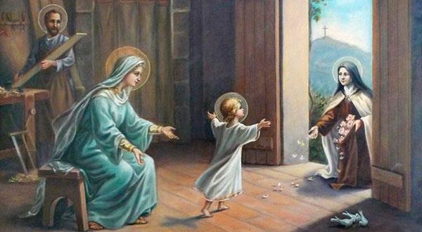 Conheçamos a especial e terna devoção de três grandes santos carmelitas ao Menino Jesus.