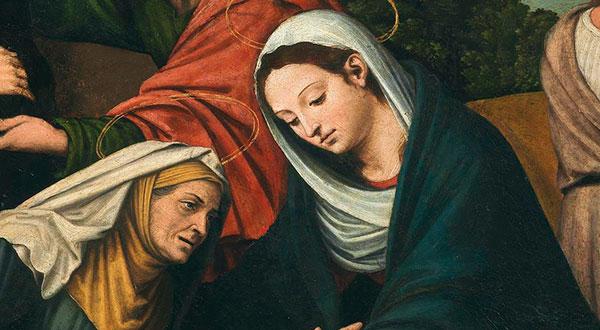 Meditemos sobre a Bem-aventurada Virgem Maria como modelo de fé para toda a Igreja Católica.