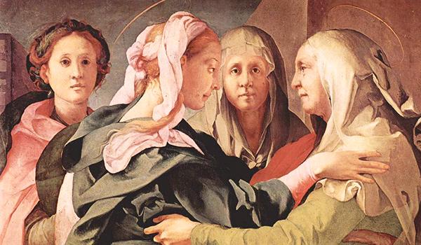 Meditemos sobre as razões de a Virgem Maria glorificar a Deus com um trecho do comentário de São João Eudes ao Magnificat.