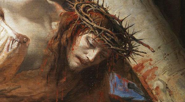 Neste primeiro sábado do mês, meditemos sobre a paixão de Jesus Cristo em reparação das ofensas cometidas contra o Imaculado Coração da Virgem Maria.