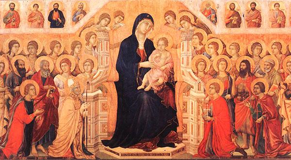 Frases E Pensamentos Dos Santos Sobre A Devoção A Maria