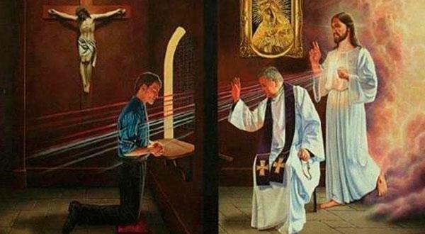 Saibamos quais são os cinco passos necessários para fazer uma boa Confissão e receber as graças deste admirável sacramento da Misericórdia Divina.