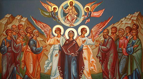 Neste primeiro sábado do mês de Maio, meditemos sobre o mistério da Ascensão de nosso Senhor Jesus Cristo, em reparação das ofensas ao Imaculado Coração da Santíssima Virgem Maria.