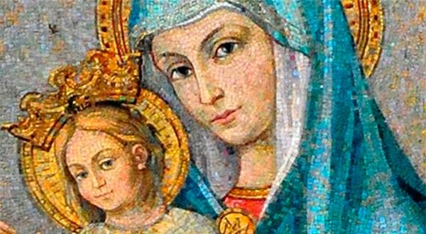 Saibamos por que a Virgem Maria é Mãe da Igreja e quais as consequências espirituais da sua maternidade sobre nós.