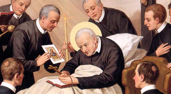 Resultado de imagem para santo afonso de ligório