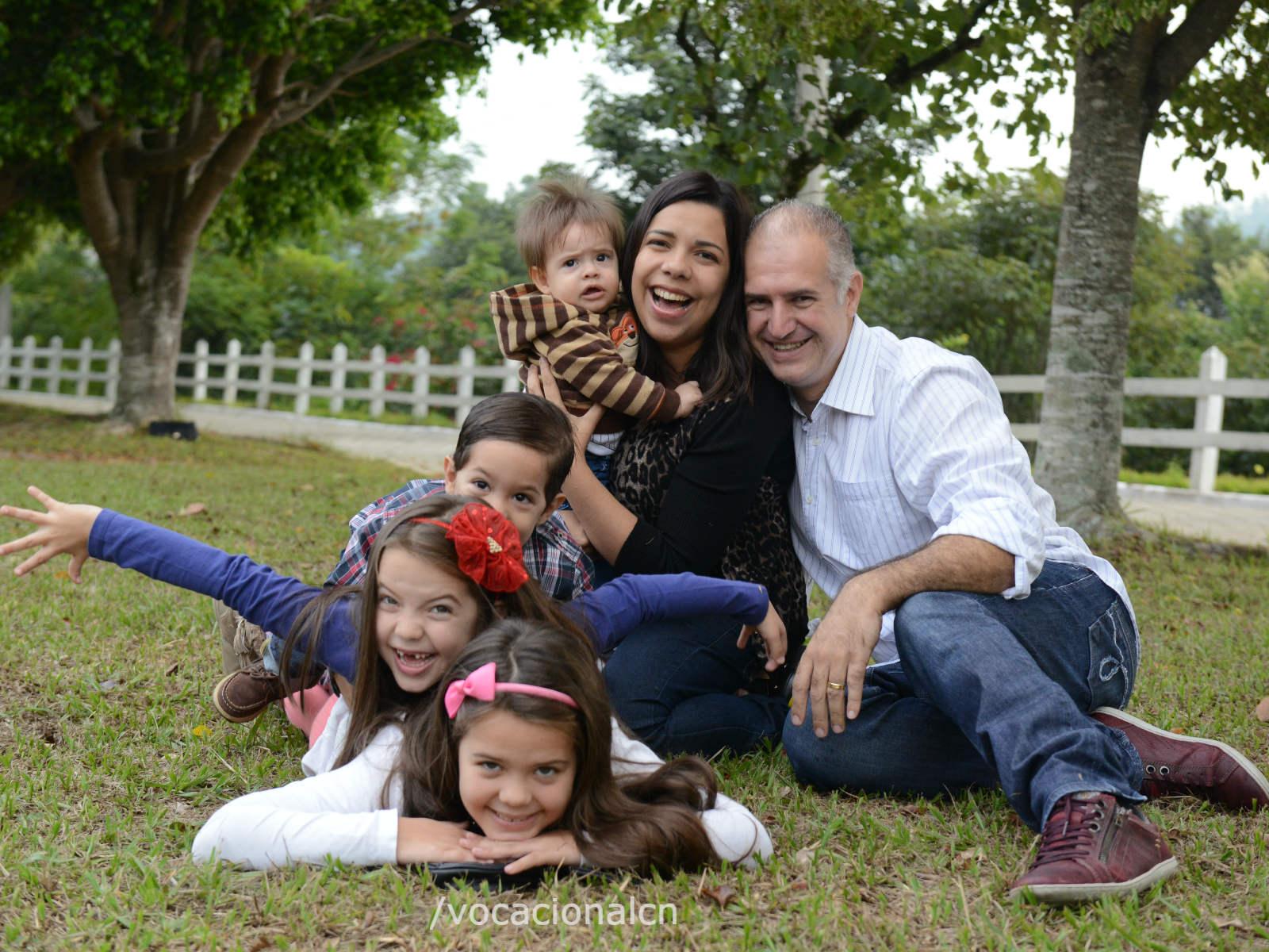 Família Missionaria da Comunidade Canção Nova