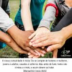 Nossos Princípios de Vida:  Sadia Convivência