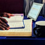 O segredo da fidelidade ao estudo da Bíblia.
