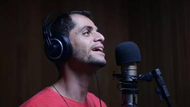 Eu não me canso de cantar